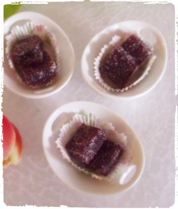 Beerenfrucht-Gelee 2