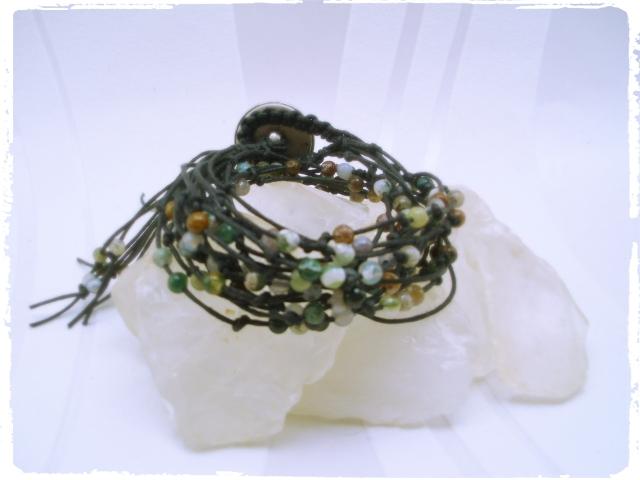 Boho-inspiriertes Armband 1