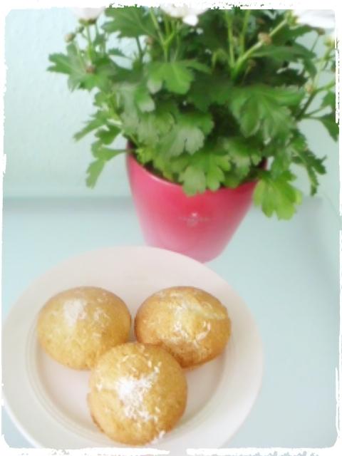 Kokos-Limetten-Muffins
