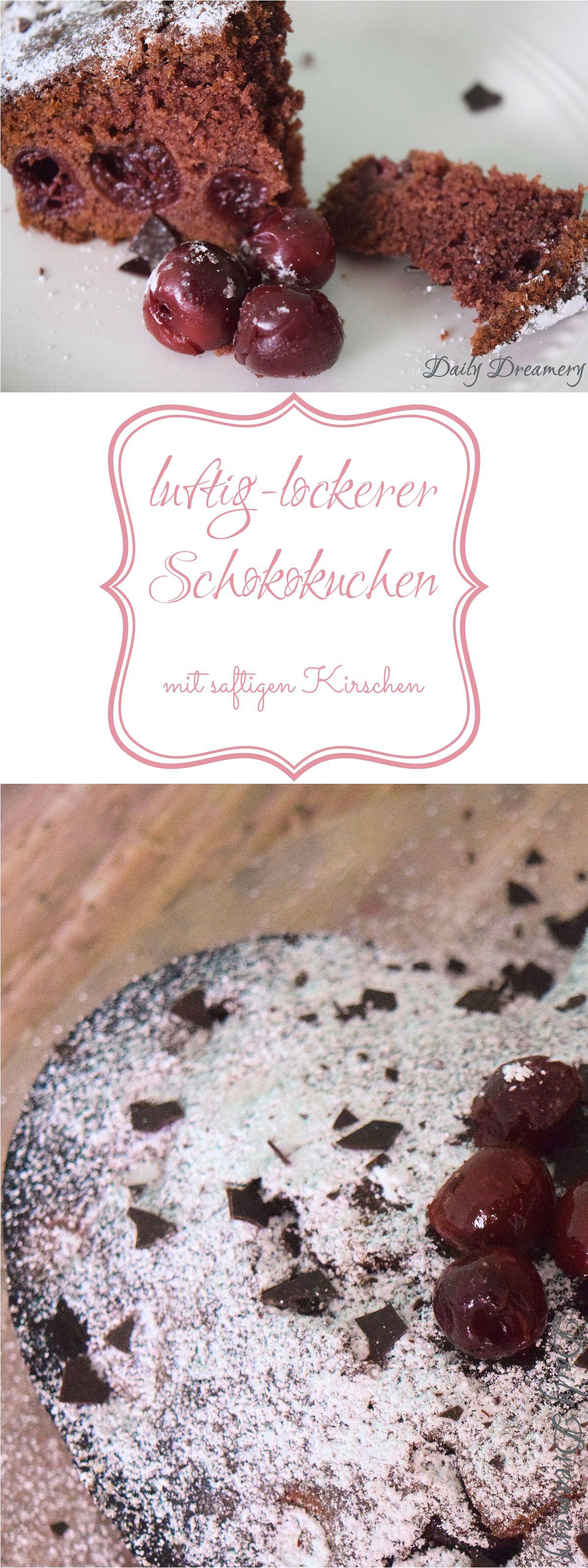 luftig-lockerer-Schoko-Kirsch-Kuchen - perfekter Sonntagskuchen