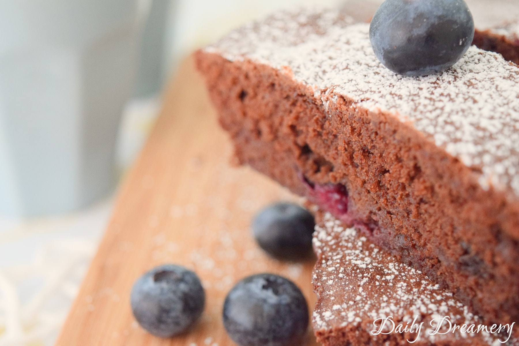 blaubeer-brownies