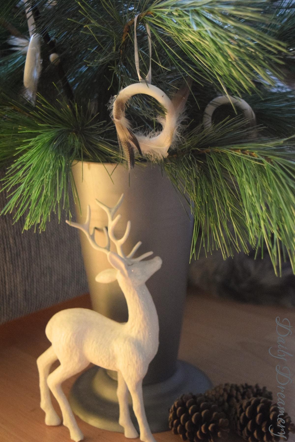 gemütliches Zuhause an Weihnachten