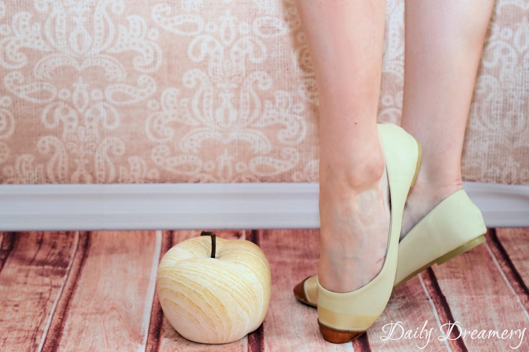 Schuhe bemalen - mit Lederfarben tolle Trend-Schuhe gestalten